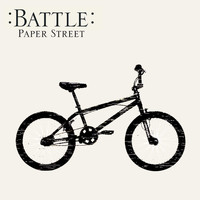 Battle - Paper Street (2-track DMD)