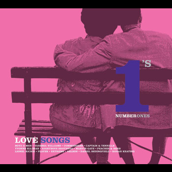 Various Artists - Love Songs #1's