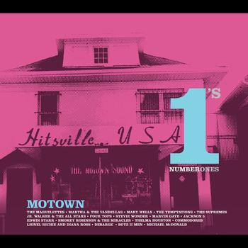Various Artists - Motown #1's (International Version)