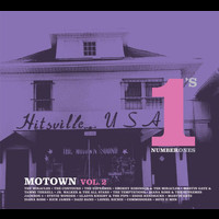 Various Artists - Motown #1's Vol. 2 ( International version )