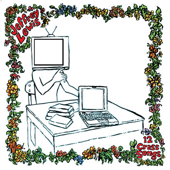 Jeffrey Lewis - 12 Crass Songs