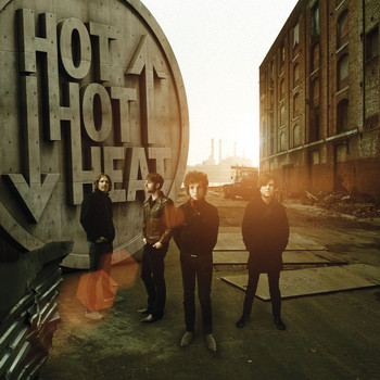 Hot Hot Heat - Happiness LTD. (Standard Edition)