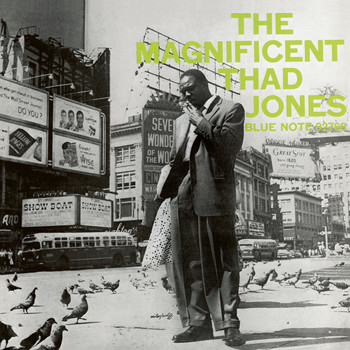 Thad Jones - The Magnificent Thad Jones (Remastered)