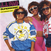 J.J. Fad - Supersonic  The Album