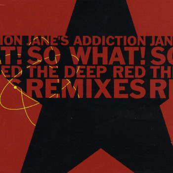 Jane's Addiction - So What!  (EP)
