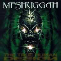 Meshuggah - The True Human Design (Maxi - CD)