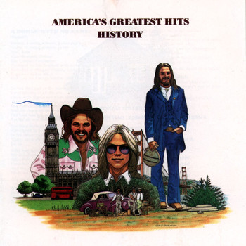America - America's Greatest Hits - History