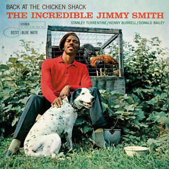 Jimmy Smith - Back At The Chicken Shack (Rudy Van Gelder Edition)