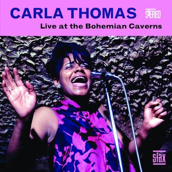 Carla Thomas - Live at The Bohemian Caverns