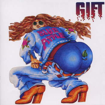 Gift - Blue Apple