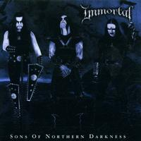 IMMORTAL - Sons Of Norhern Darkness