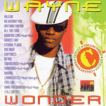 Wayne Wonder - Collectors Series-Wayne Wonder