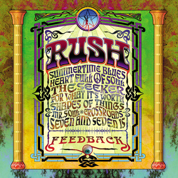 Rush - Feedback (U.S. Version)