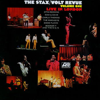 Various Artists - The Stax/Volt Revue: Live In London, Vol. 1