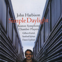 Dawn Upshaw - John Harbison: Simple Daylight; Words From Paterson