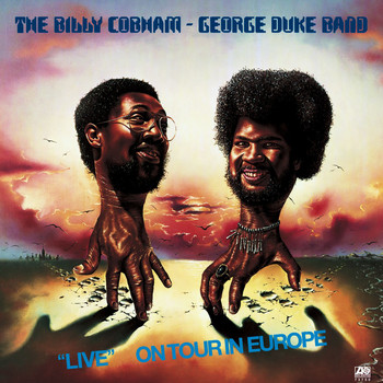 Billy Cobham & George Duke Band - Live On Tour In Europe