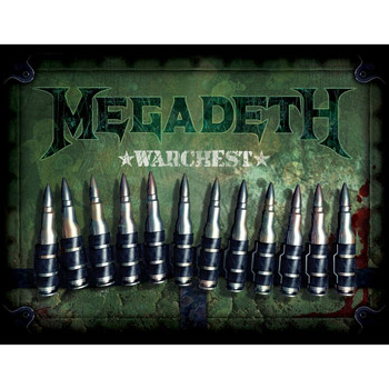 Megadeth - Warchest (Explicit)