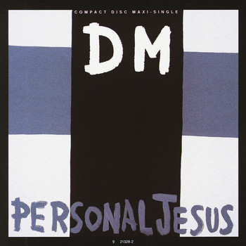 Depeche Mode - Personal Jesus (U.S. Maxi Single)