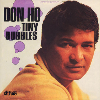 Don Ho - Tiny Bubbles