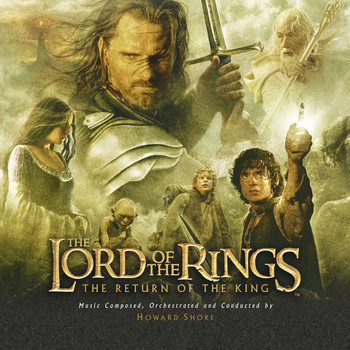 Various Artists - Lord Of The Rings 3-The Return Of The King