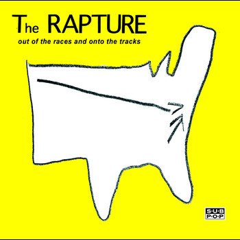 The Rapture - Out Of The Races And Onto The Tracks