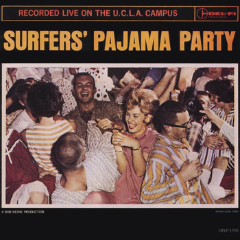 The Centurians - Surfers' Pajama Party (US Release)