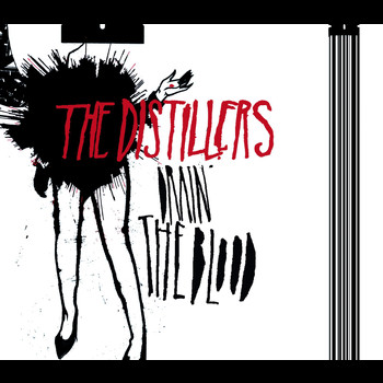 The Distillers - Drain The Blood (DMD Maxi)
