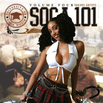 Various Artists - Soca 101 Vol. 4