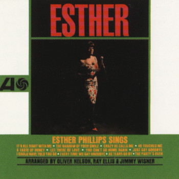 Esther Phillips - Esther Phillips Sings