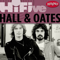 Hall And Oates - Rhino Hi-Five: Hall & Oates