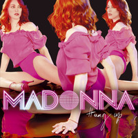 Madonna - Hung Up (U.S. Maxi Single)