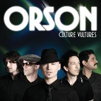 Orson - Culture Vultures (Comm CD)