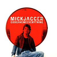Mick Jagger - God Gave Me Everything