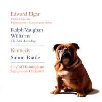 Nigel Kennedy - Elgar: Violin Concerto - Vaughan Williams: The Lark Ascending