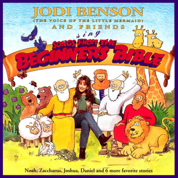 Jodi Benson - Jodi Benson Sings Songs From The Beginner's Bible