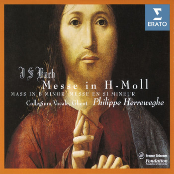 Philippe Herreweghe/Barbara Schlick/Catherine Patriasz/Charles Brett/Howard Crook/Peter Kooy/Chorus of Collegium Vocale, Ghent/Orchestra of Collegium Vocale, Ghent - Bach: Mass in B Minor