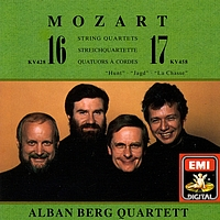 Alban Berg Quartett - String Quartets Nos.16 & 17