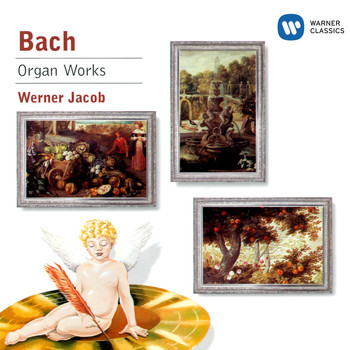 Werner Jacob - Bach: Organ Works