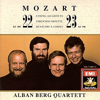 Alban Berg Quartett - String Quartets Nos.22 & 23