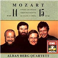 Alban Berg Quartett - String Quartets Nos.14 & 15