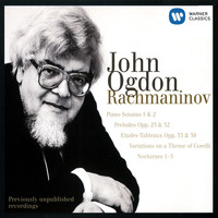 John Ogdon - Rachmaninov Piano Works