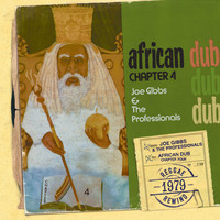 Joe Gibbs & The Professionals - African Dub All-Mighty Chapter 4