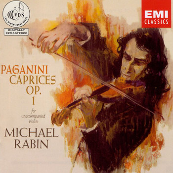 Michael Rabin - FDS - 24 Caprices for Solo Violin, Op. 1