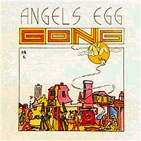 Gong - Radio Gnome Invisible Part II - Angel's Egg