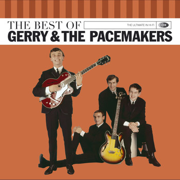 Gerry & The Pacemakers - The Very Best Of Gerry & Pacemakers
