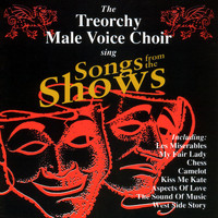 The Treorchy Male Voice Choir - Songs From The Shows