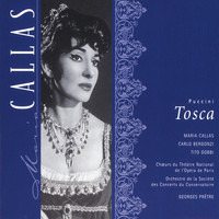 Maria Callas/Georges Prêtre - Puccini: Tosca