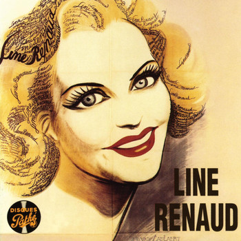 Line Renaud - collection disques pathe