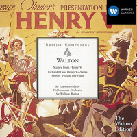 Sir William Walton - Walton: Henry V - Scenes from the film, and other film music