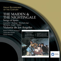 Victoria De Los Angeles - The Maiden and The Nightingale - Songs of Spain